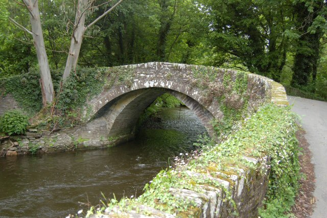 Gara Bridge over River Avon Bridge Over A River